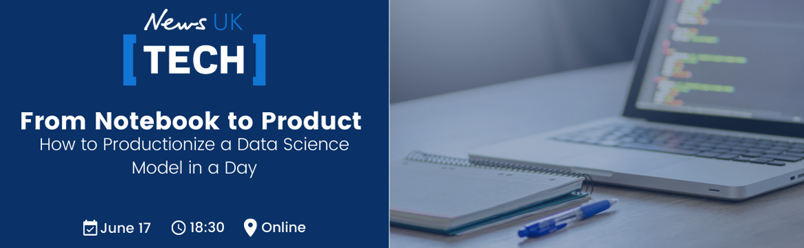 From Notebook to Product - How to Productionize A Data Science Model In A Day - Questers