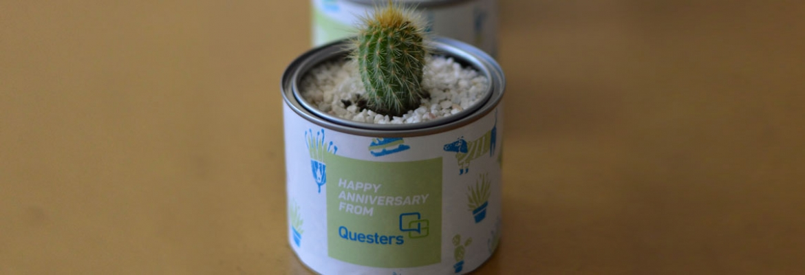 Celebrating Long Lasting Partnerships - Questers