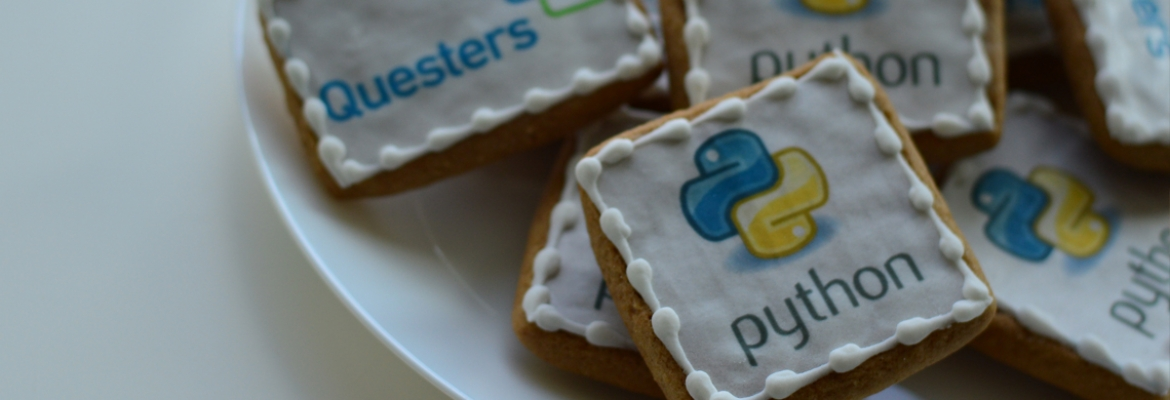 Celebrating Python's B-day - Questers