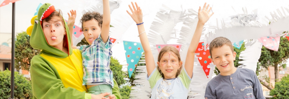 Kids Party on 1st of June - Questers