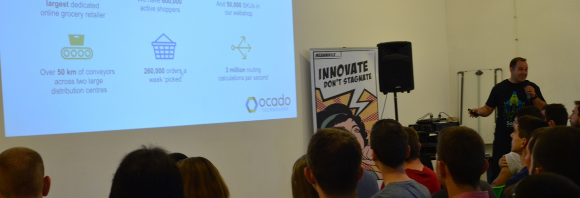 Machine Learning @ Ocado Technology - Questers