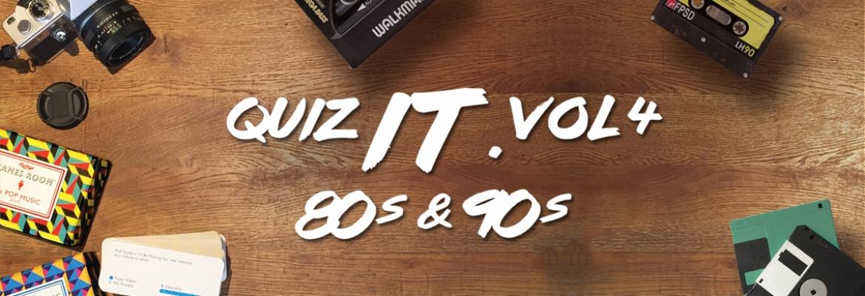 Announcing QuizIT vol. 4 - Questers