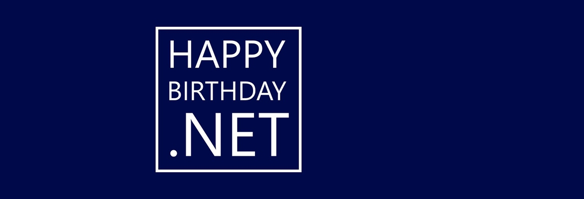 Happy B-day, .Net! - Questers
