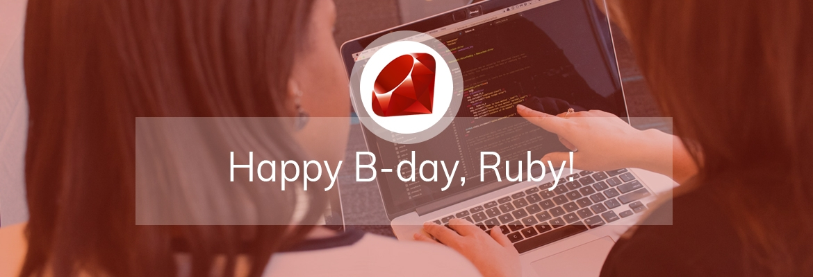 Celebrating Ruby's B-day with our incredible Rubyists from the Funding Circle team  - Questers