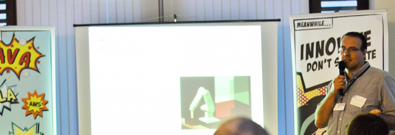 Robotics, 3D Computer Vision & The Future of Warehousing at Ocado - Questers