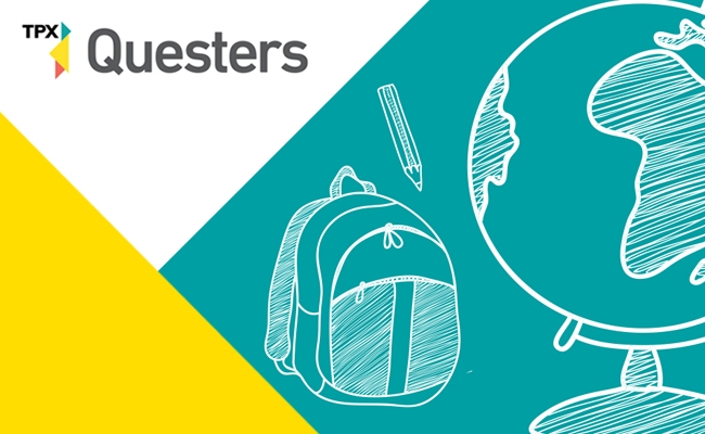 Questers Giving Programme in 2018 - Questers