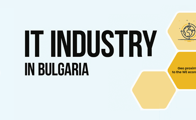 The IT talent pool in Bulgaria (infographic) - Questers