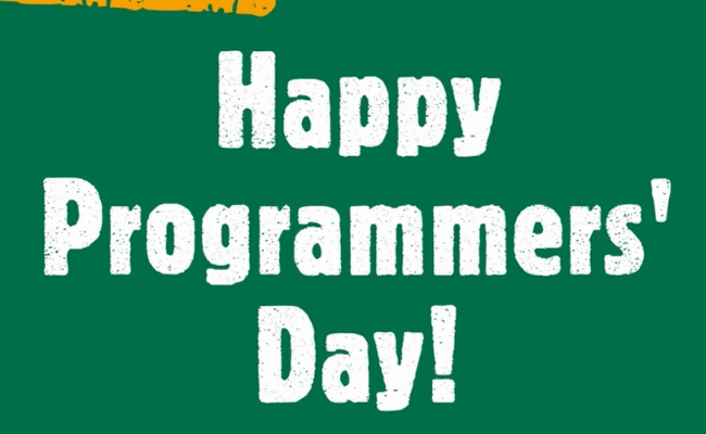 (Video) Happy Programmers' Day! - Questers