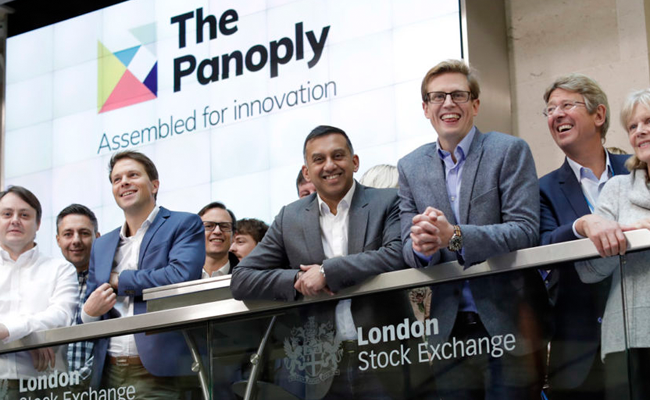 The Panoply lists on the AIM market - Questers