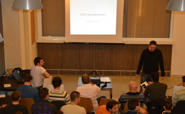 Questers' Third Tech Meet Up Outlined The Evolution of C# and Java - Questers