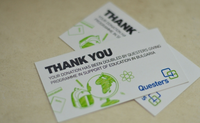 Supporting the growth of the Bulgarian IT community  - Questers