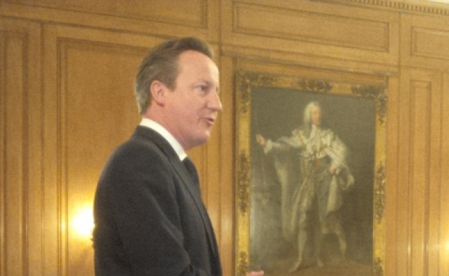 UK Prime Minister Holds First Ever Startup Pitch At Number 10 Downing Street - Questers
