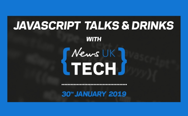 JavaScript Talks & Drinks with News UK - Questers