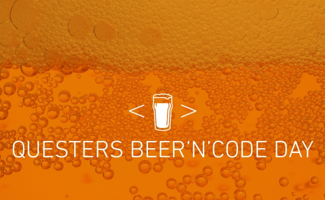 QUESTERS BEER'N'CODE DAY 2.0 - Questers