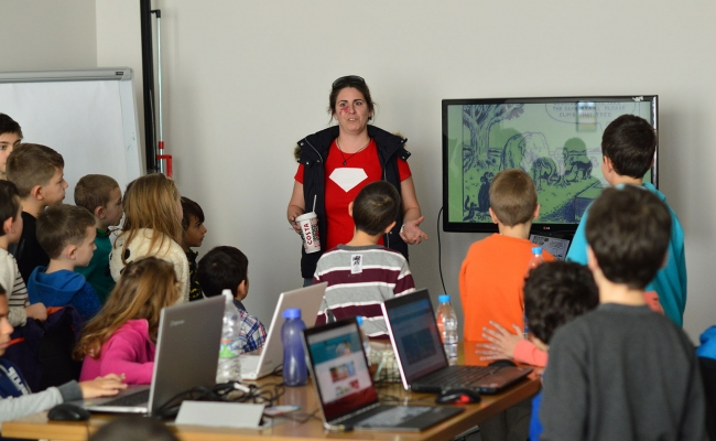 Questers inspiring more people to start coding through different events - Questers